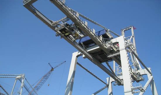 Cranes - Remat services